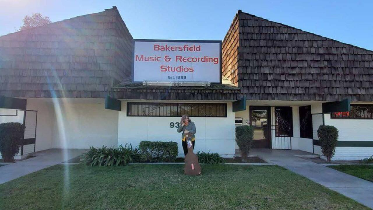 Bakersfield Music & Recording Studios is open