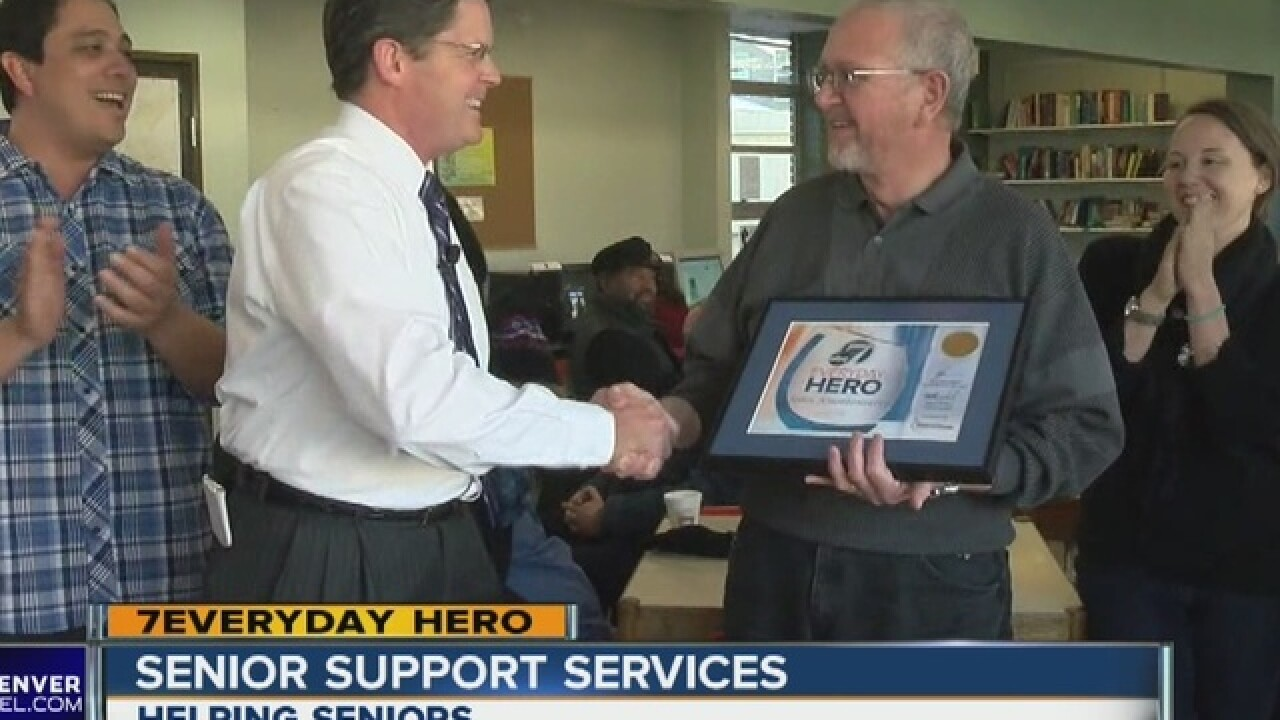 7Everyday Hero helps low-income seniors