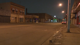 Man shot in GR during armed robbery