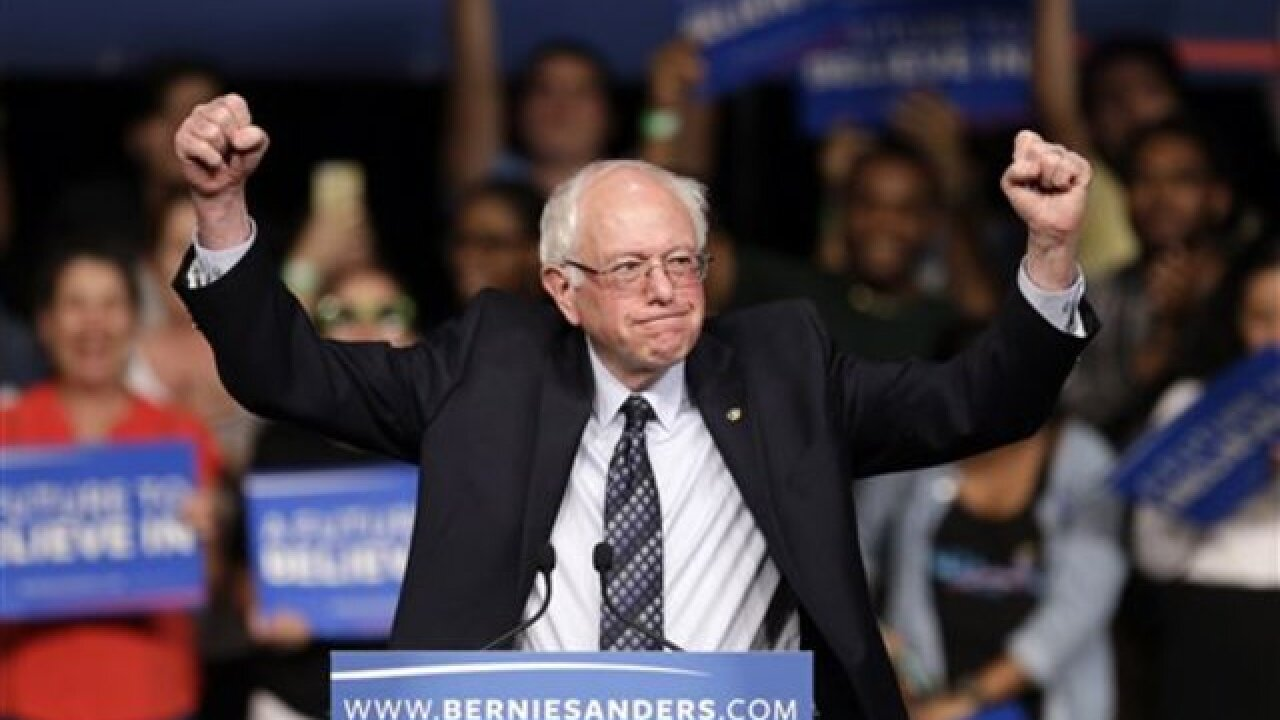 Bernie Sanders to hold rally in San Diego