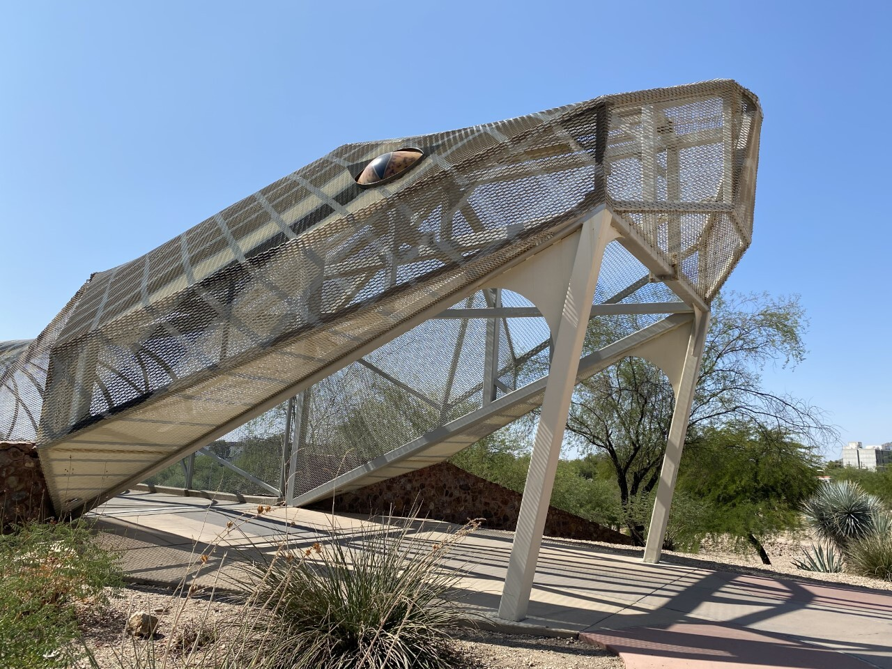Rattlesnake Bridge near downtown Tucson
