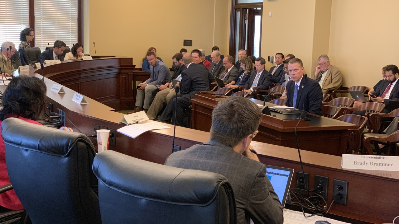Utah DPS gets a grilling as lawmakers consider regulating the use of facial recognition tech