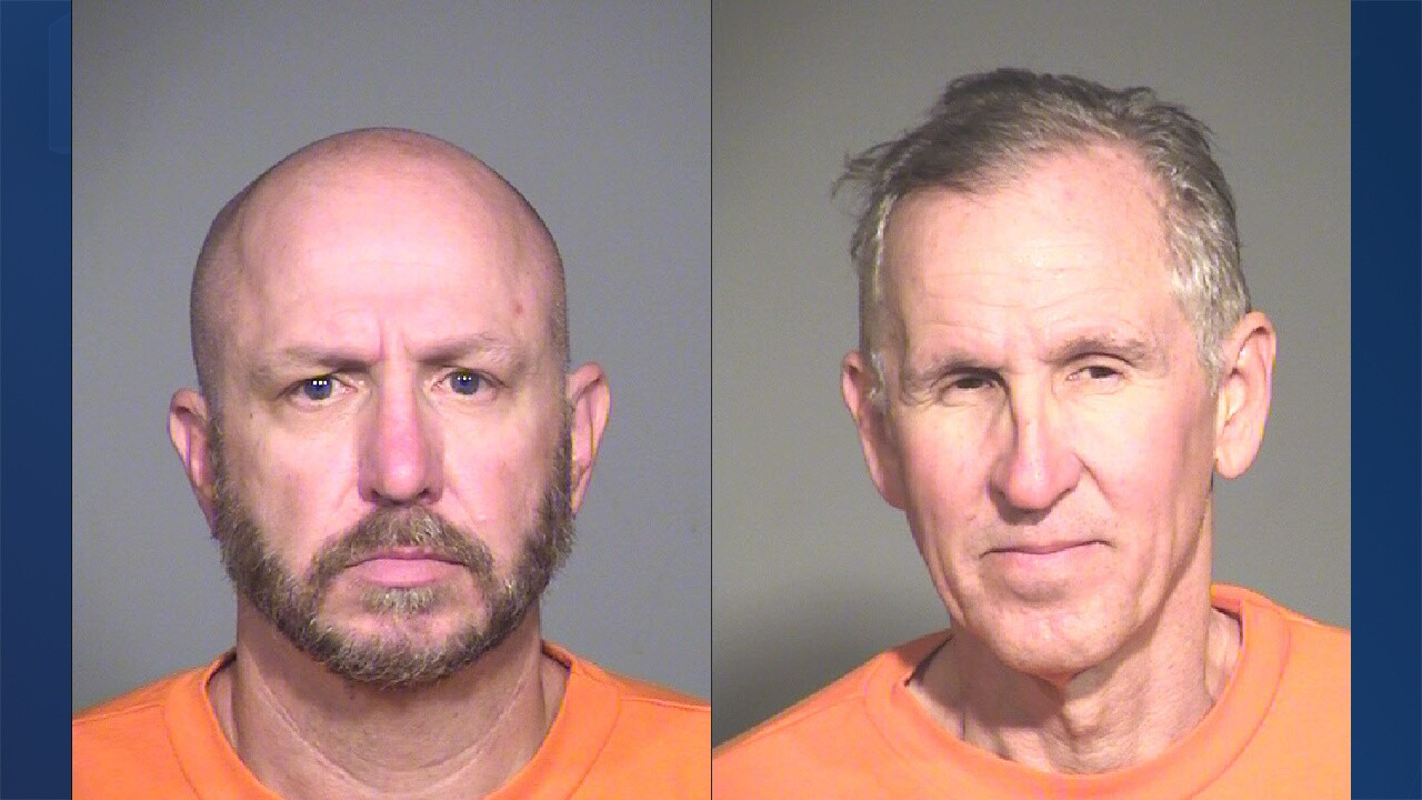 Two inmates escape Florence prison John Charpiot and David Harmon