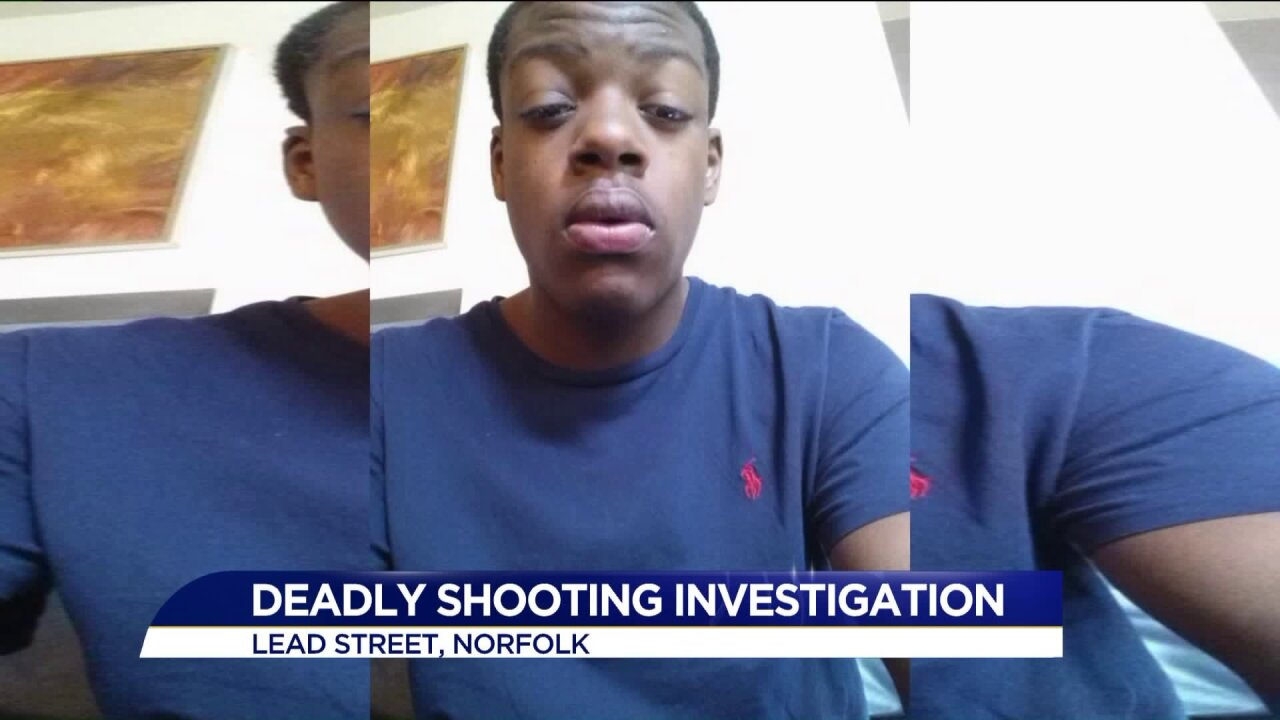 Police identify man shot and killed in Norfolkhomicide
