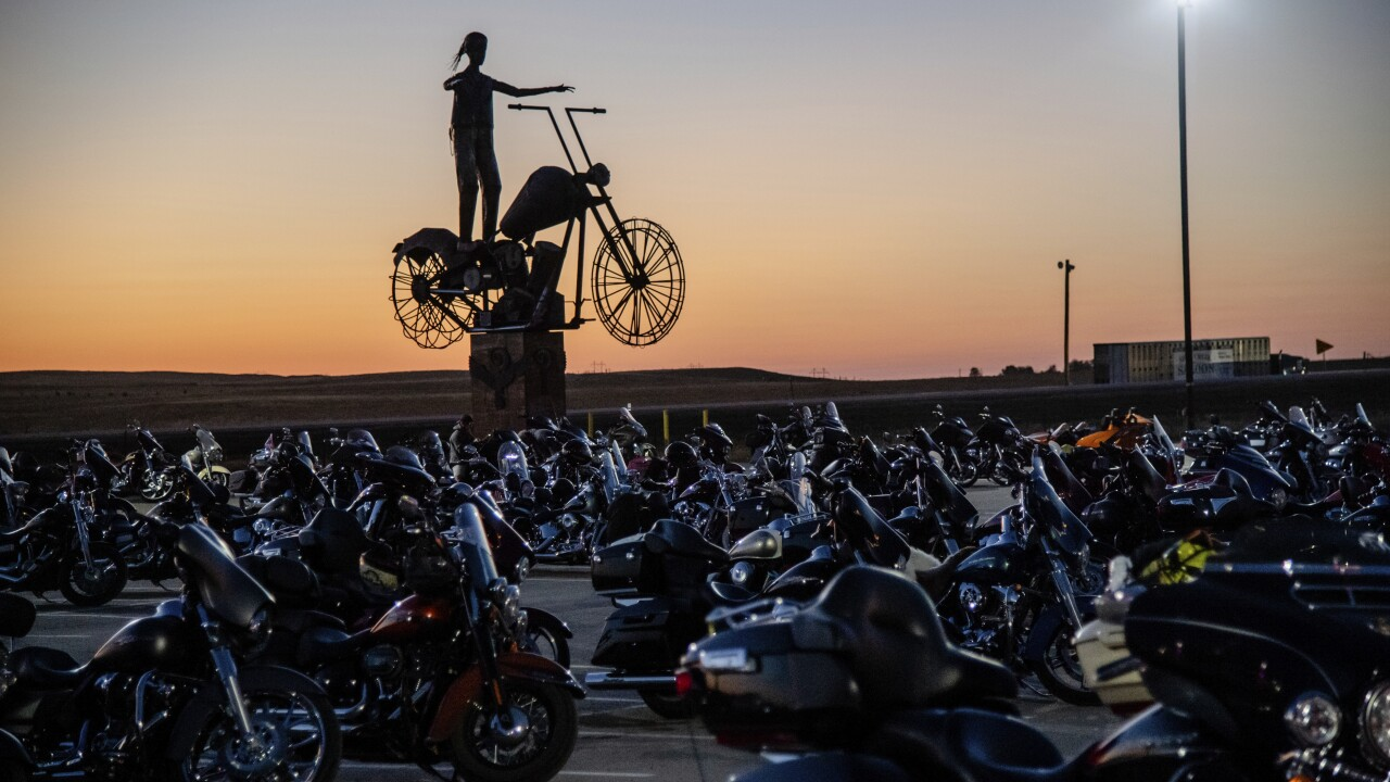 Report: Sturgis motorcycle rally could have led to 260,000 COVID-19 cases