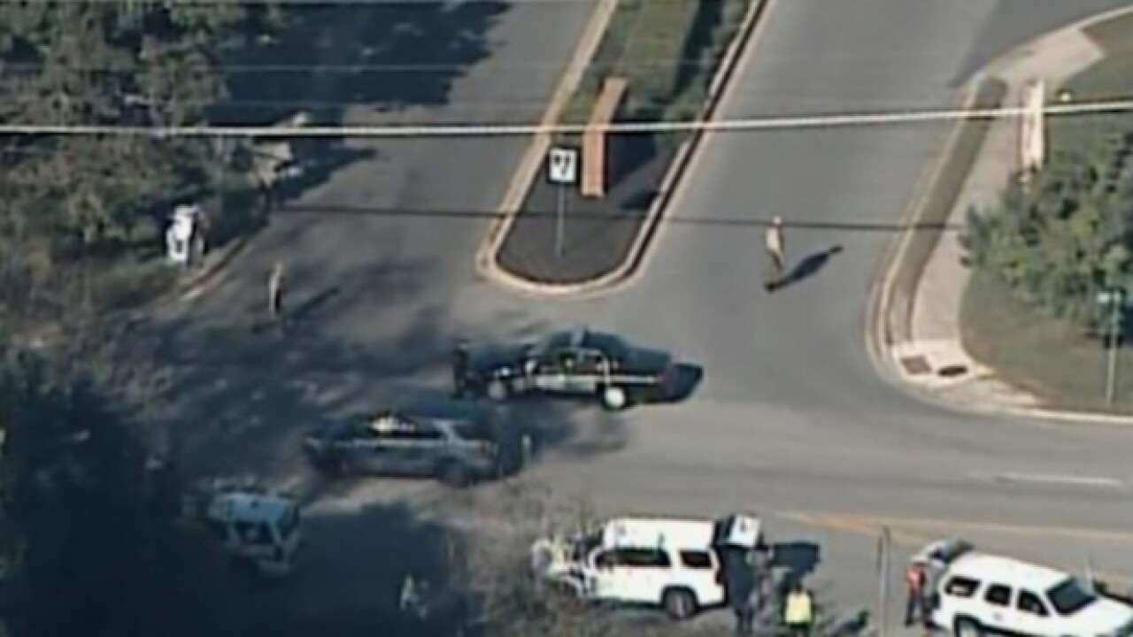 Multiple injuries reported in Maryland shooting