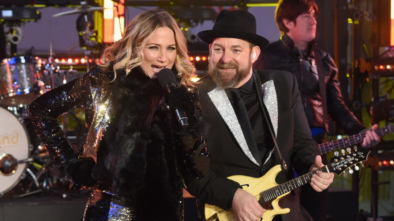 Country duo Sugarland to perform at Fiddler's Green this June