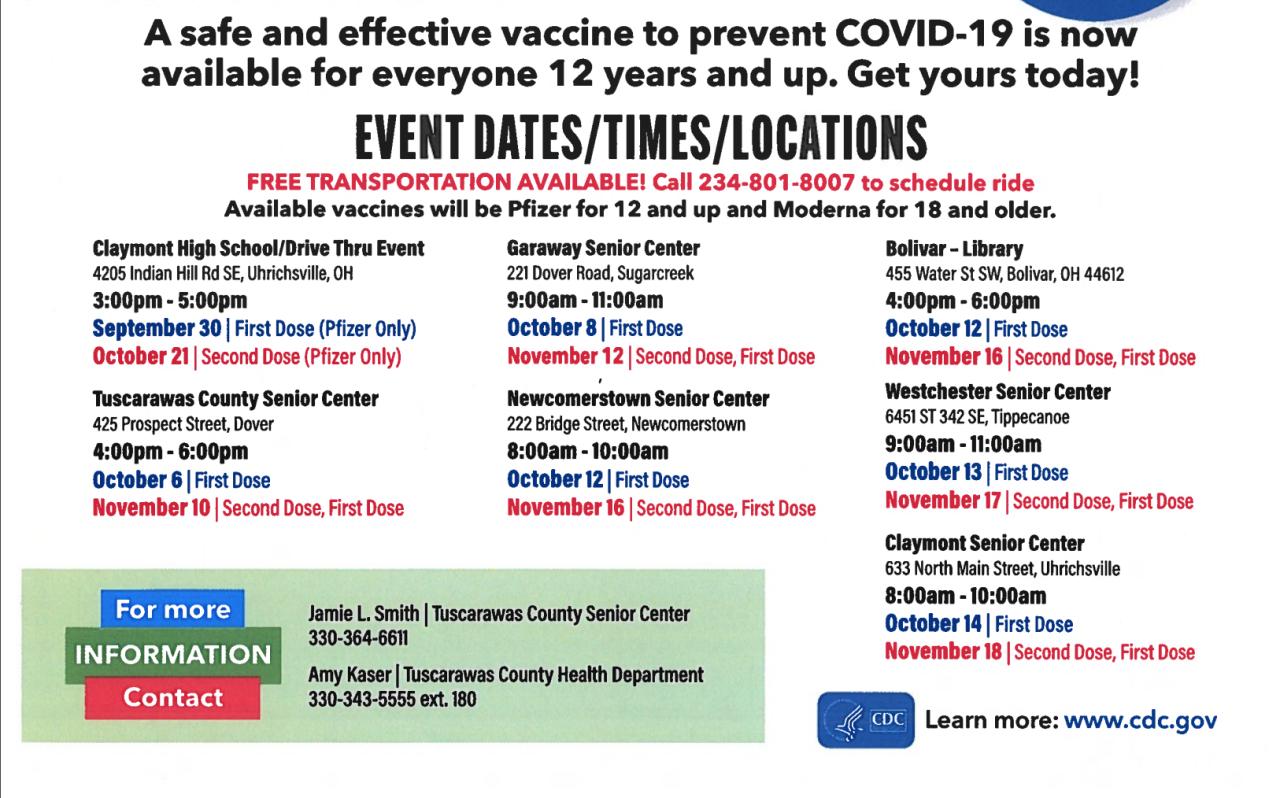 Vaccine Clinics
