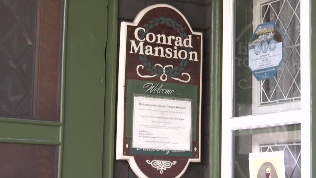 Kalispell's Conrad Mansion marking 125 years