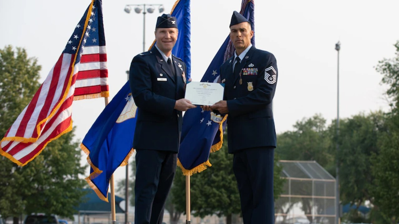 Hill AFB reservists honored