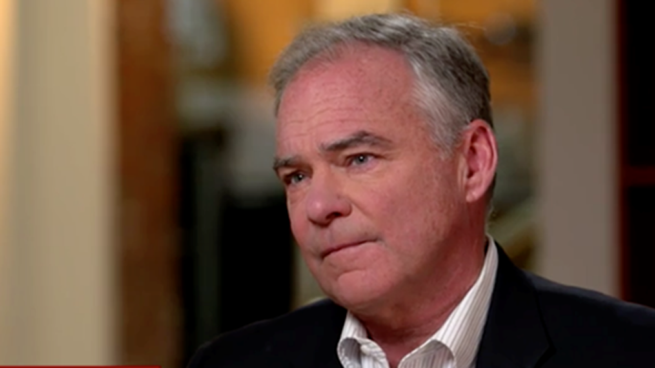 Kaine cosponsors legislation to extend unemployment compensation to unpaid federal workers