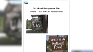 Helena-Lewis & Clark National Forest to provide more jobs in new plan