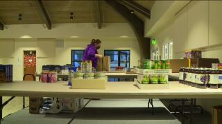 Redeemer Lutheran Church is helping families in need prepare for Thanksgiving this week.