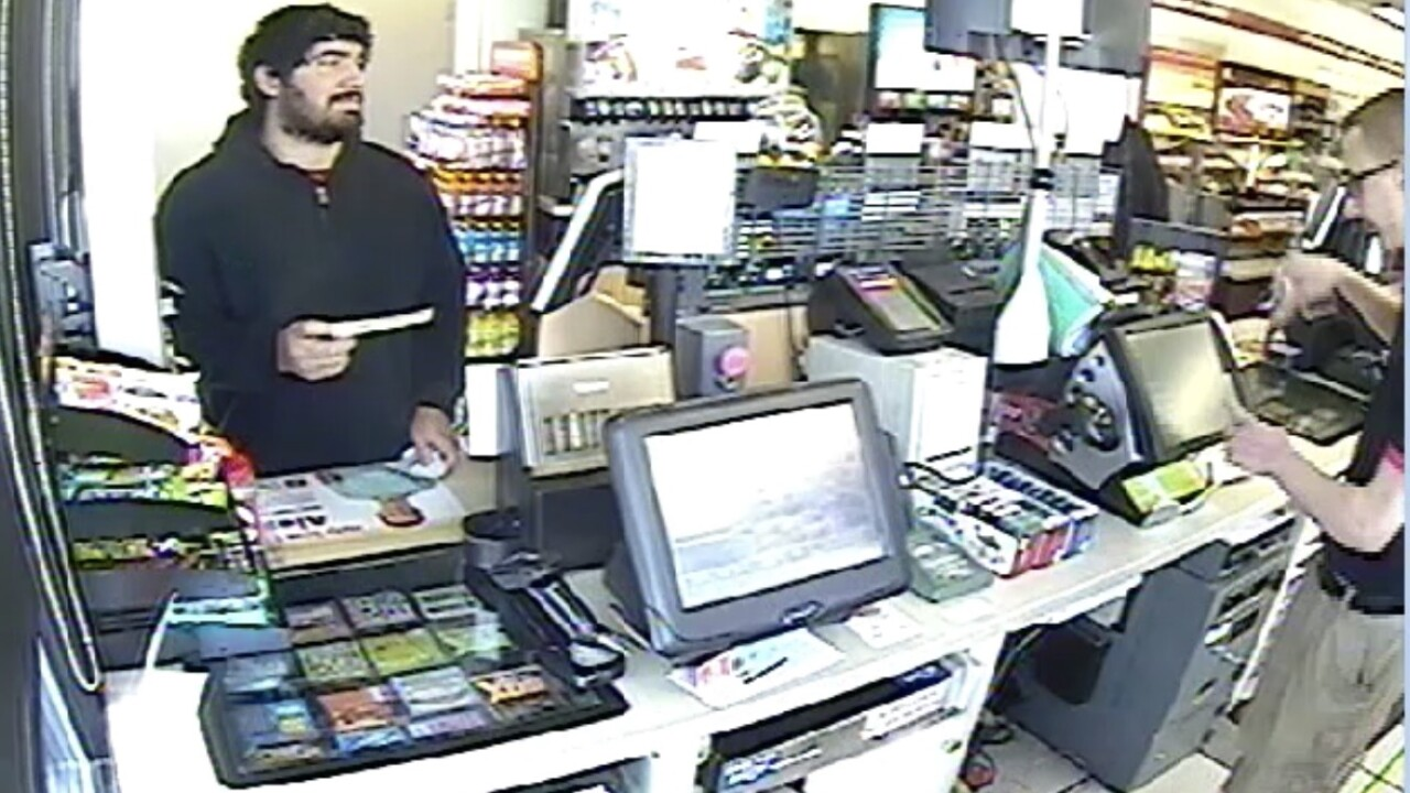 'I felt lucky': West Allis Powerball winner glances at security camera while buying ticket