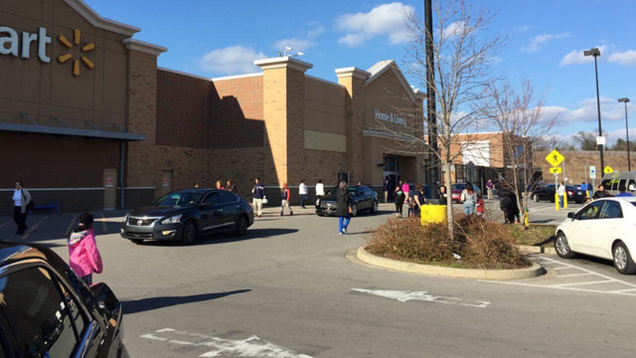 Mt. Juliet Walmart Evacuated Over Bomb Threat