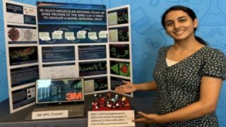 14-year-old Discovered A Molecule That Could Treat COVID-19