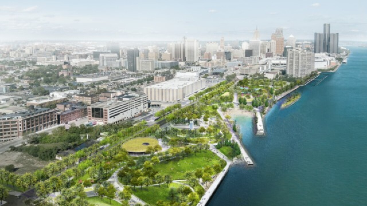 West Riverfront Park to receive $100M grant