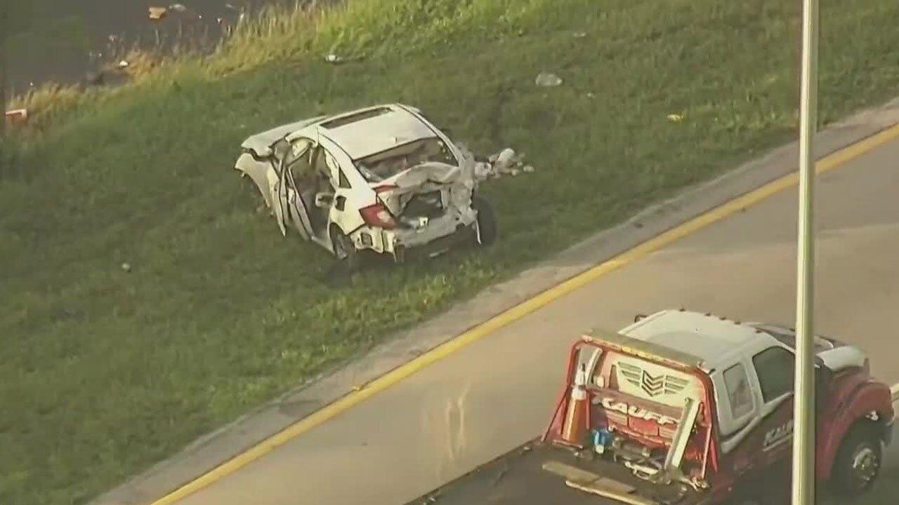 Fatal crash on I-95 in Martin County July 12, 2021