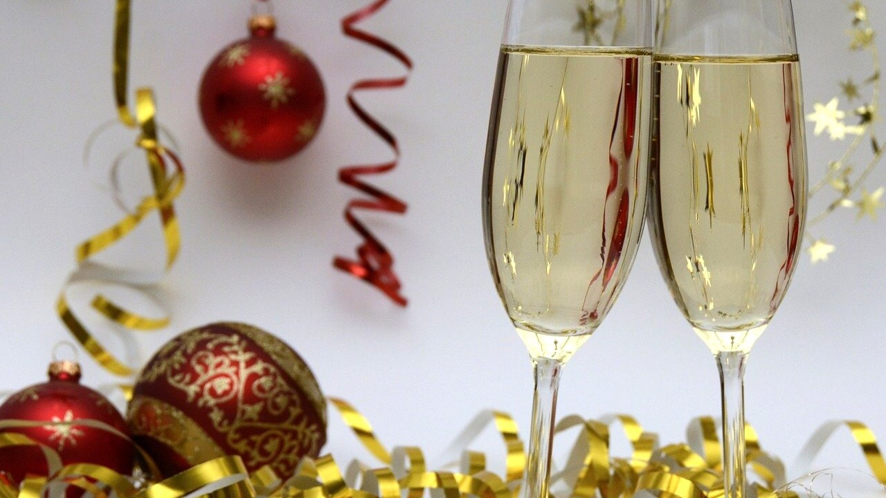Share your favorite New Year Eve tradition with us