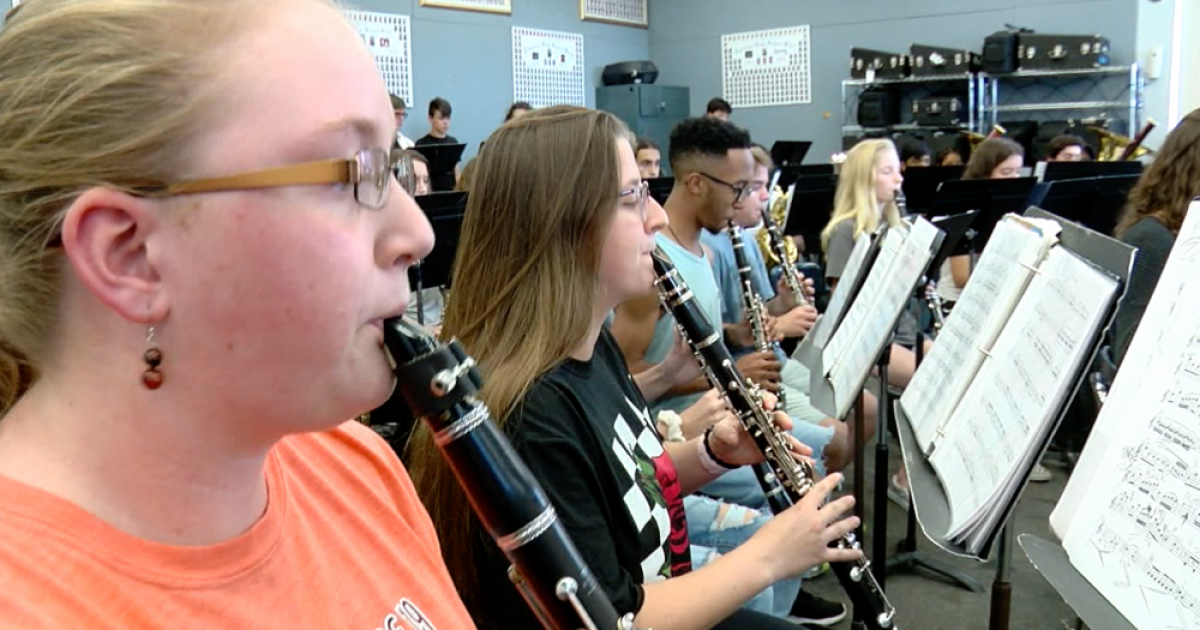 Robinson High Band needs $20,000 so it can perform at New York City's Carnegie Hall