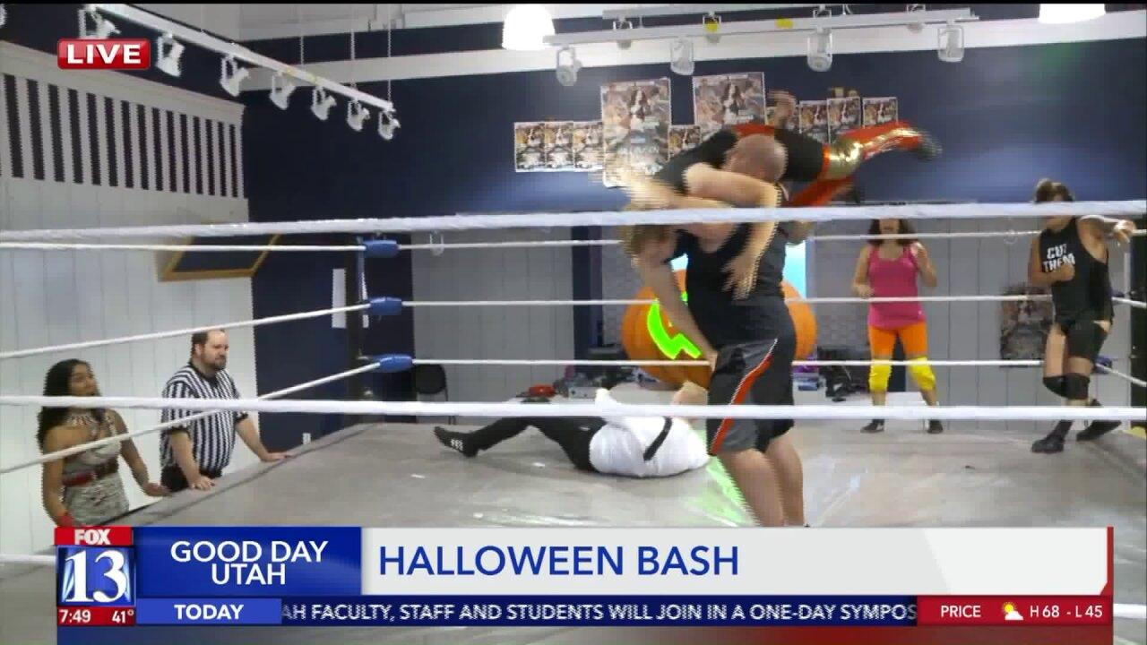 Devotion Wrestling prepares to smash for Saturday's HalloweenBash
