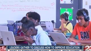 Partnership to improve local education