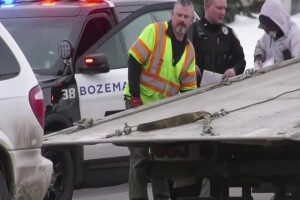 Fight at Bozeman hotel spills into street, causes collision