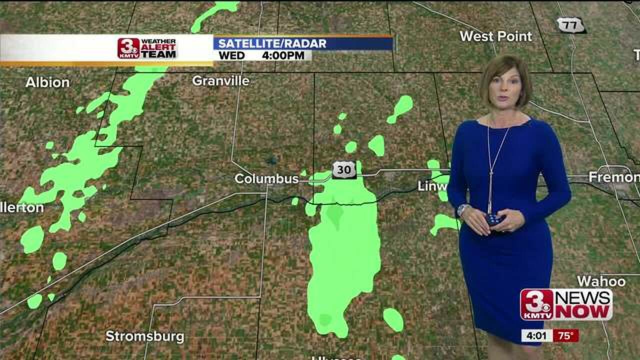 Track the storm and weather conditions with our KMTV interactive radar