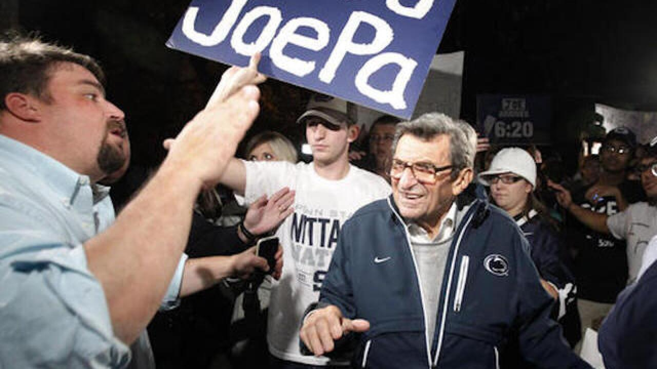 Paterno's son: 1976 allegation vs. dad is 'bunk'