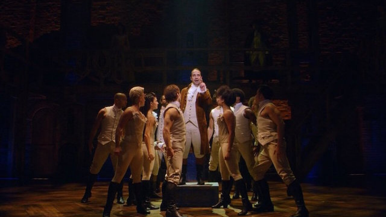 Lottery announced for sought-after Hamilton tickets at Playhouse Square