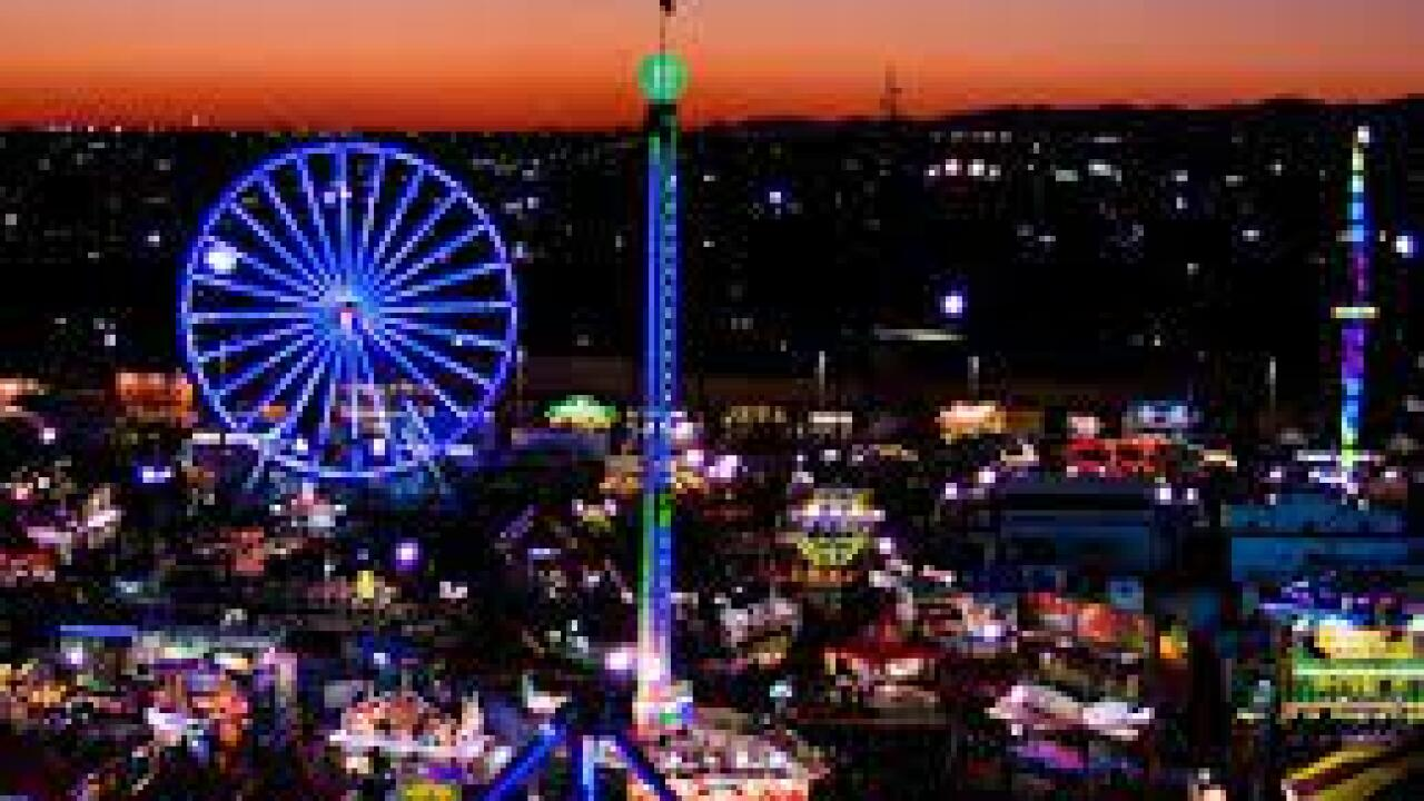 The board that oversees the Arizona State Fair is considering whether to stage the annual fall event at a site on the southern outskirts of metro Phoenix this year instead of at the state fairgrounds in central Phoenix. Scripps file photo.