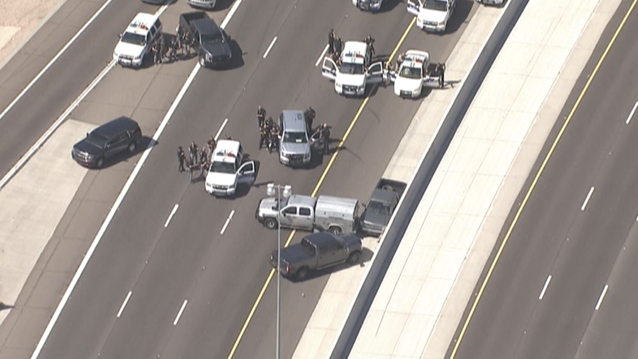 Pursuit on Loop 202