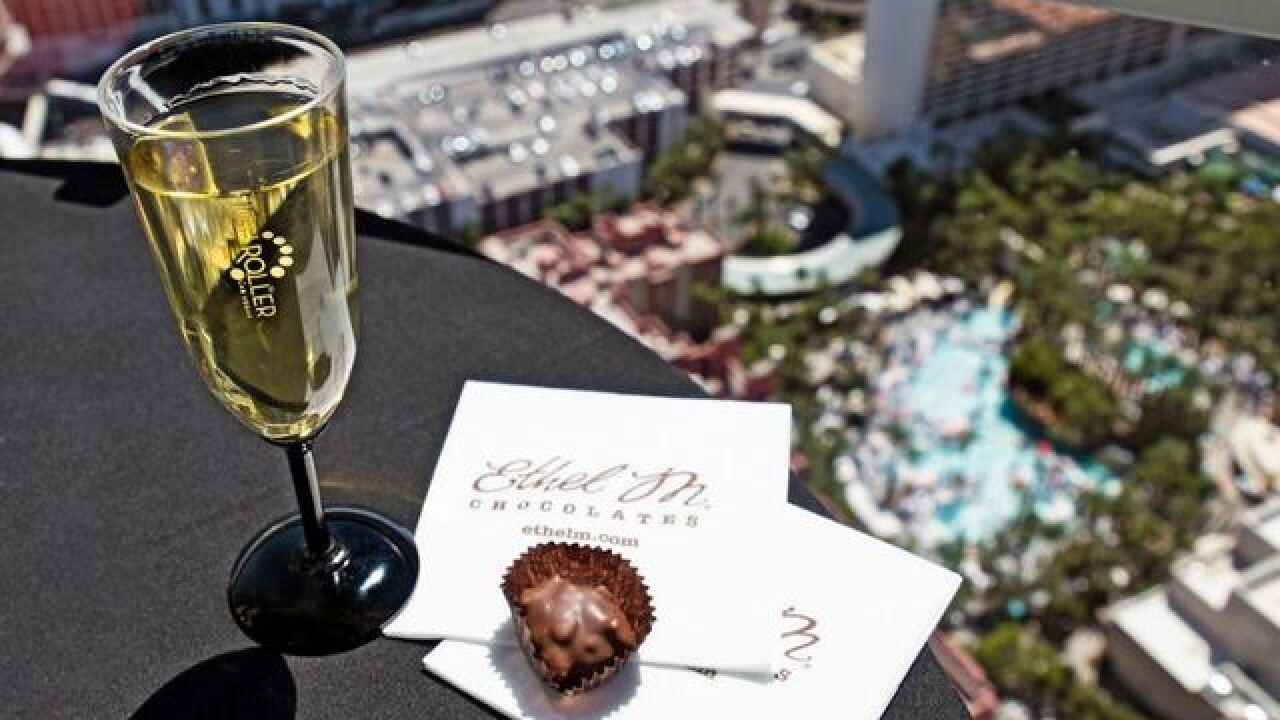 13 Snacks of Las Vegas Restaurant News