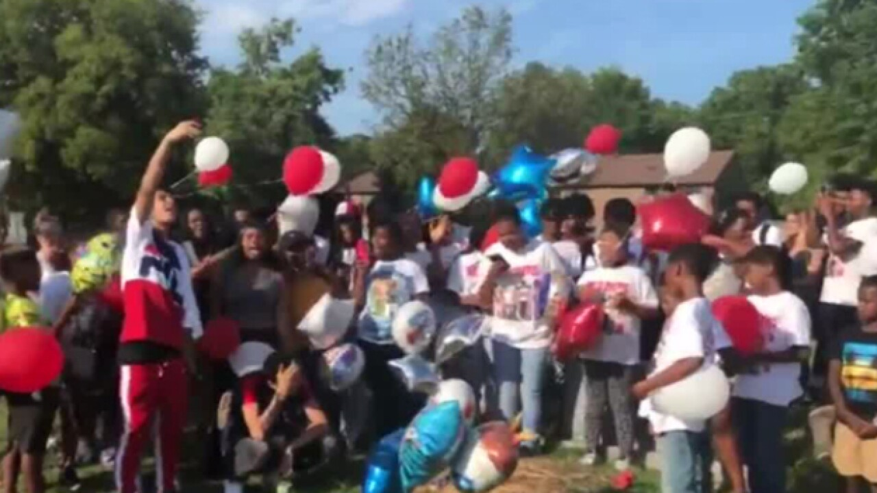 Family Remembers Birthday Of Teen Killed Outside Home