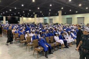 Matanzas High School graduation