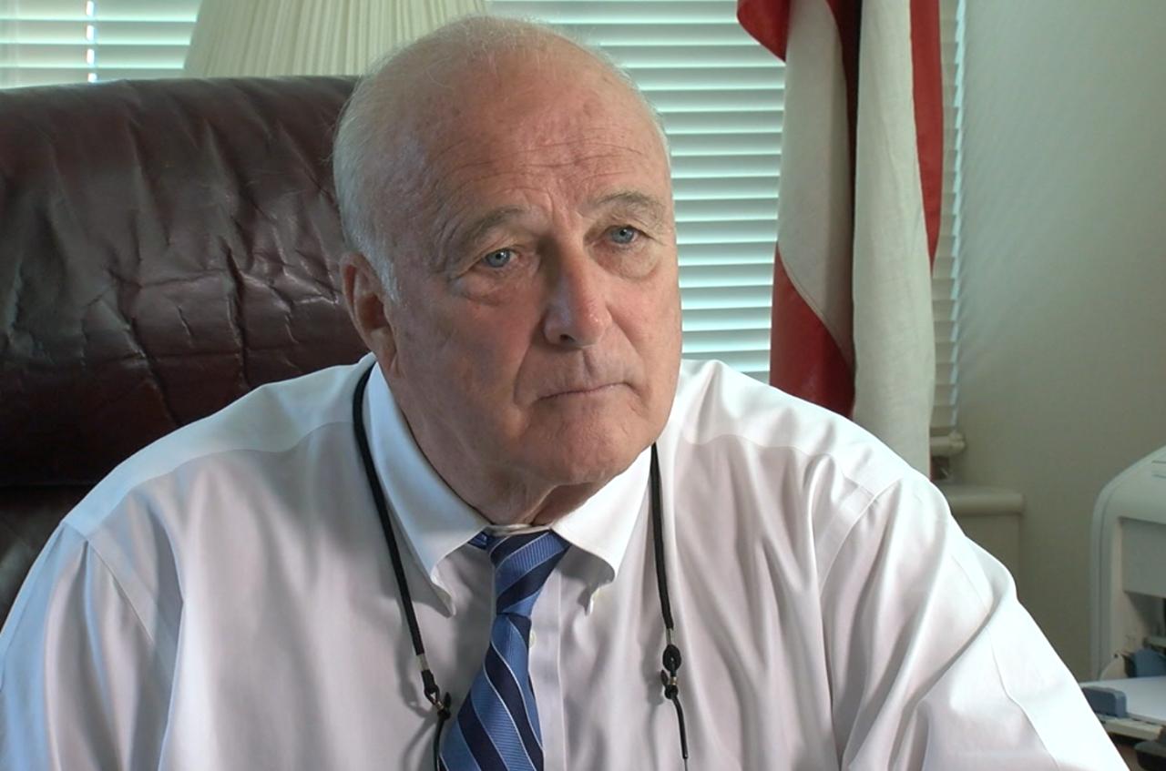 Butler County Prosecutor Mike Gmoser