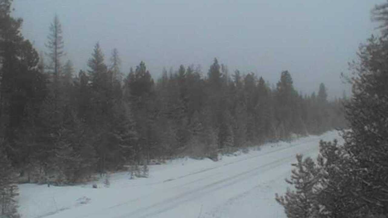 Swan Lake MDT Cam from Saturday morning