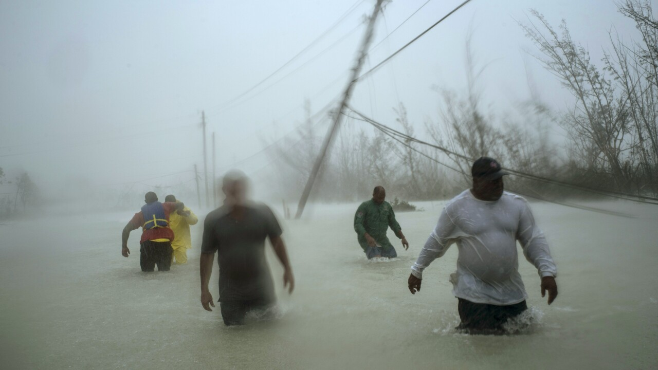 Study estimates climate change could cause more extreme rainfall events from hurricanes