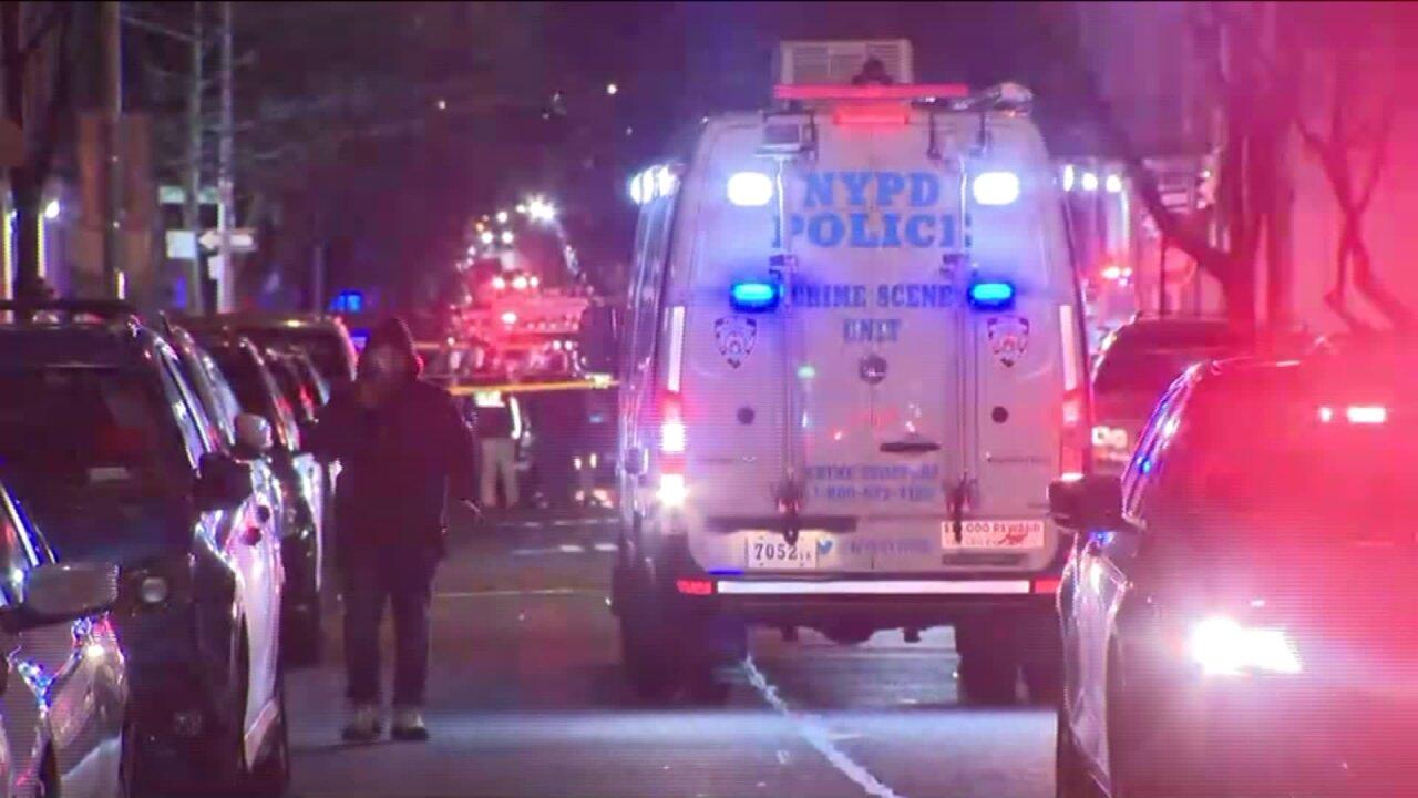 NYPDvan officer shot bronx.jpeg