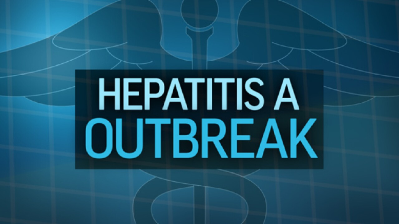 Hepatitis A Outbreak Reaches 83 Cases