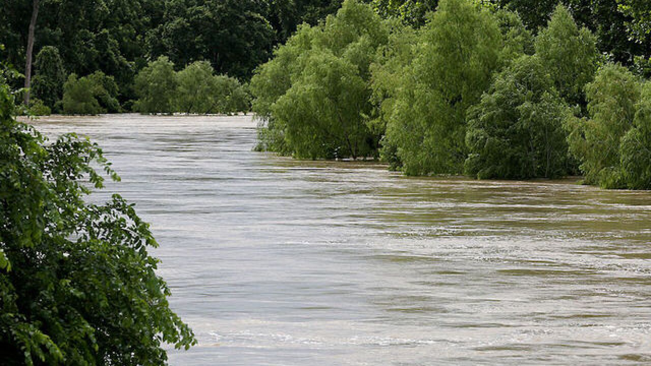 A second victim has died in the Texas flooding, but the Llano River is going down