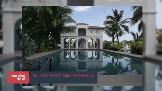 You Can Own Al Capone's Mansion!