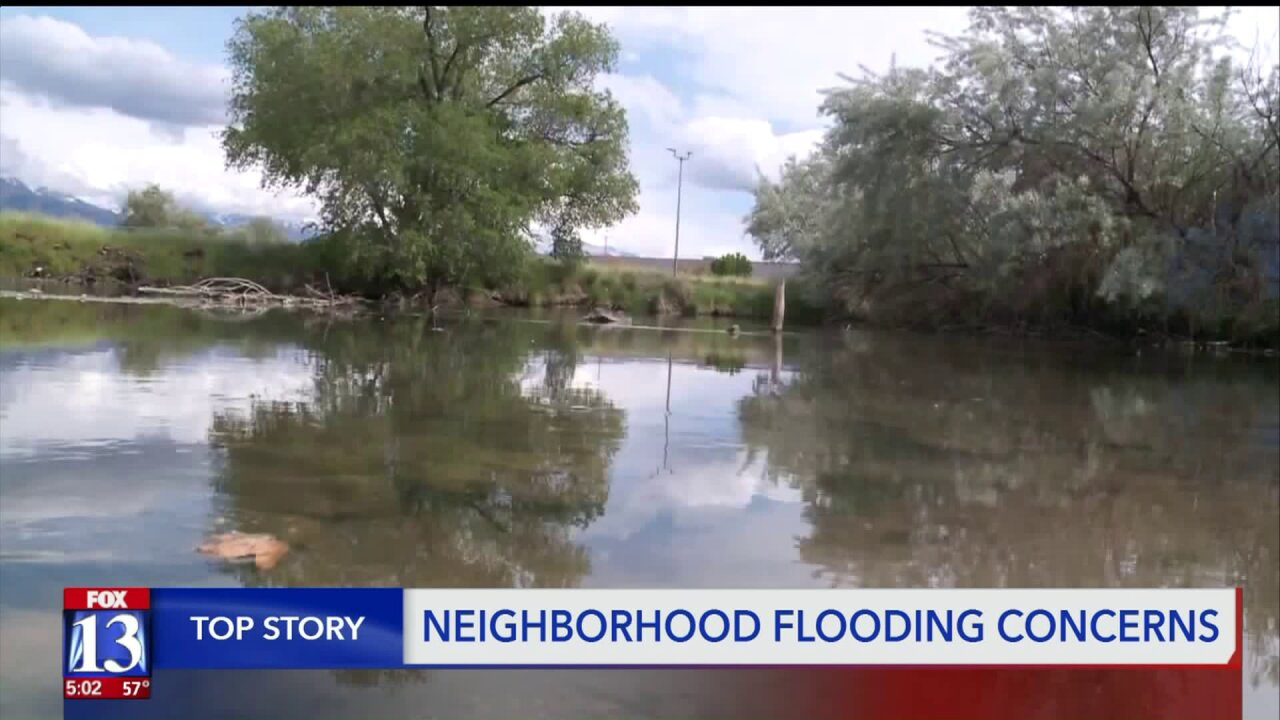Upcoming rain brings risk of flooding damage