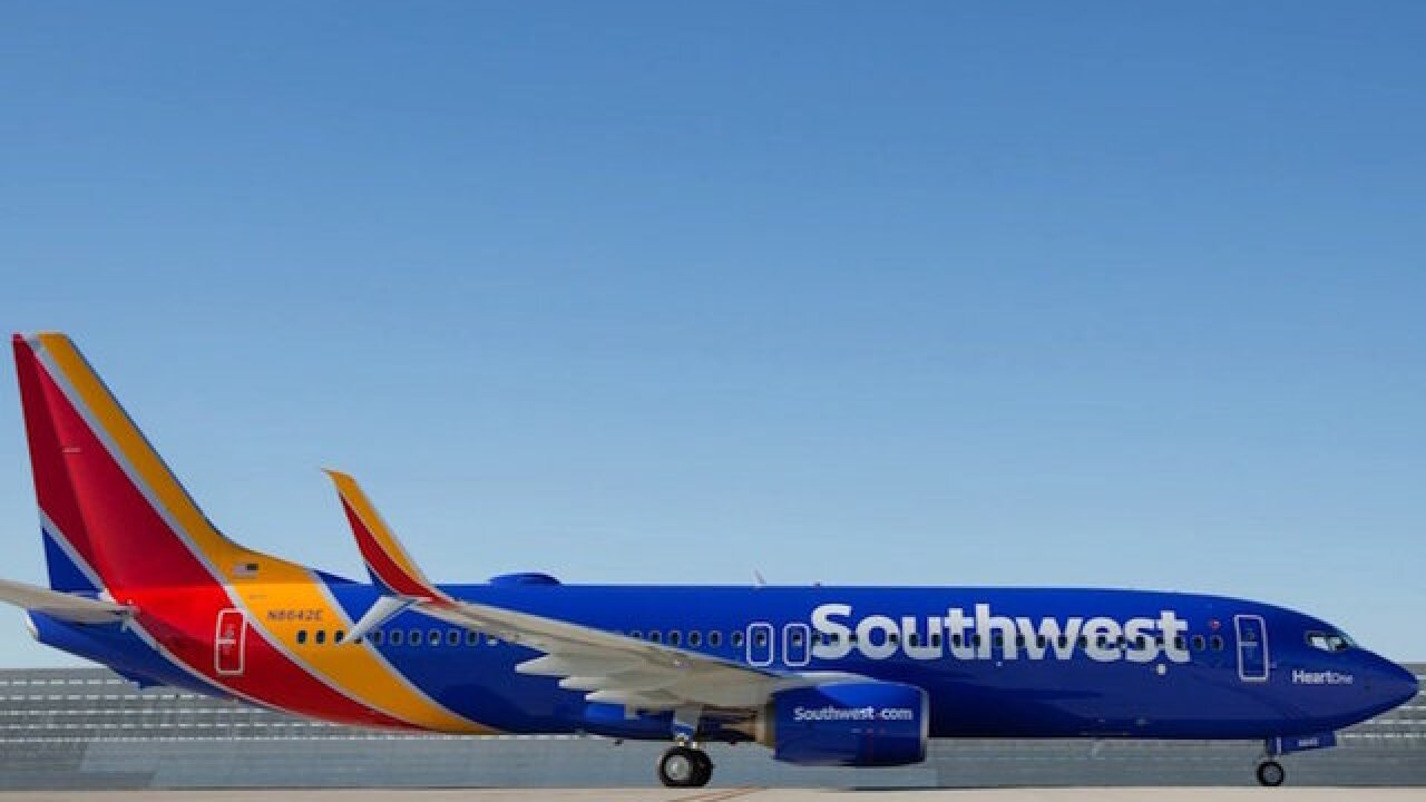 Man accused of groping passenger on Southwest flight: Trump 'says it's okay'
