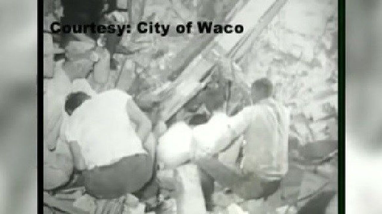 Revisiting the Waco tornado after 65 years