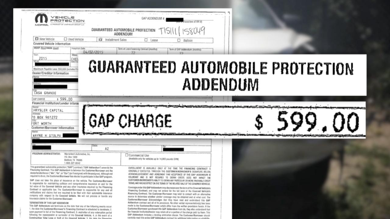 KNXV GAP Insurance Guaranteed Automobile Protection