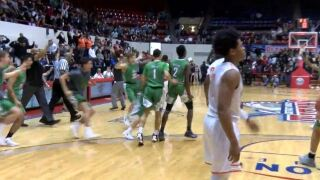 WATCH: Novi advances to first hoops state semifinal on buzzer-beater