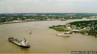 LSU Professor: Mississippi River course to correct to Atchafalaya