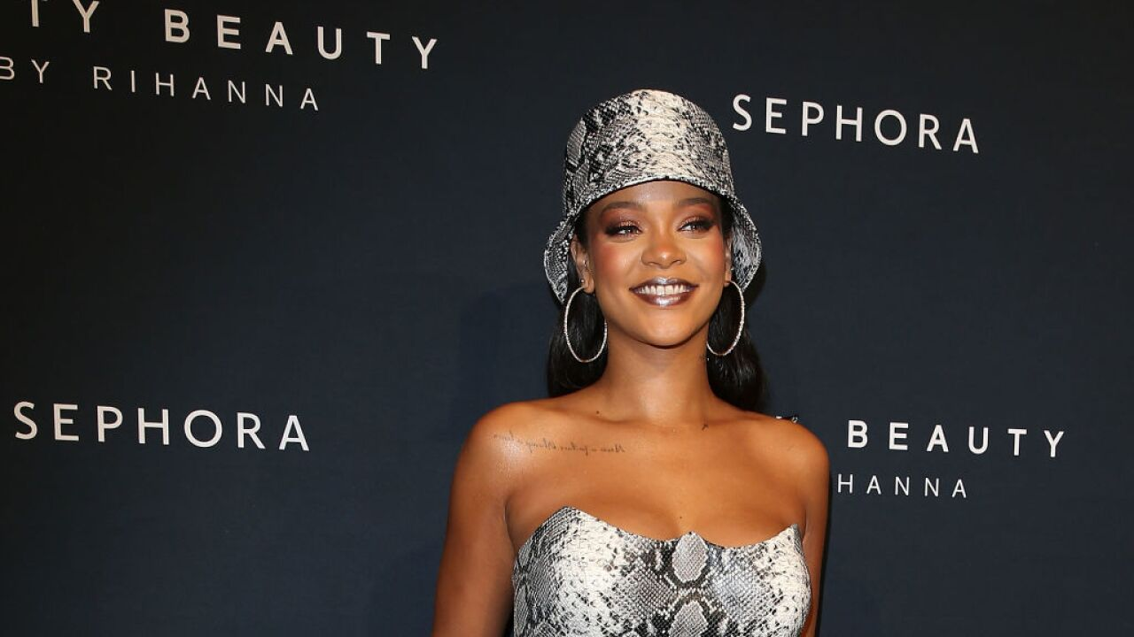 Rihanna confirms she declined Super Bowl halftime invite over Colin Kaepernick