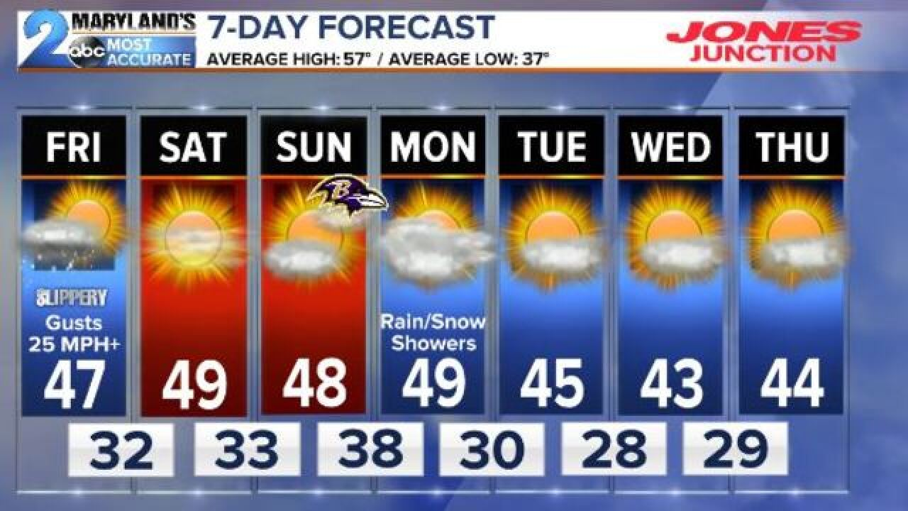 WINTER WEATHER UPDATE-The Transition To Rain